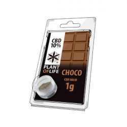 Résine CBD CHOCOLATE 10% 1G