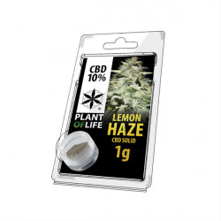 Résine CBD LEMON HAZE 10% 1G