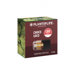 Pod Cartridge CBD 5% Chocoloco - 0,75ml