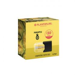 PINEAPPLE 5% CBD-Pod-Kartusche - 0,75 ml