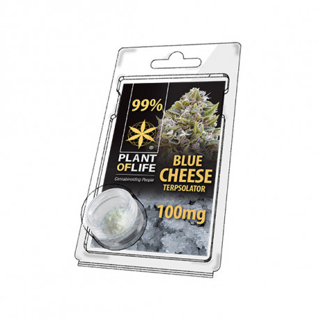 Terpsolator 99% CBD - Blue Cheese - 100mg
