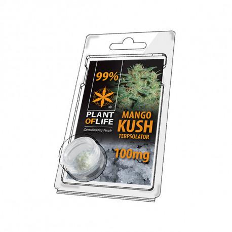 Terpsolator 99% CBD - Mango Kush - 100mg