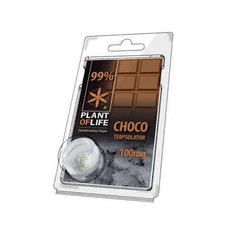 Terpsolator 99% CBD - Choco - 100mg