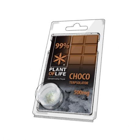 Terpsolator 99% CBD - Choco - 500mg