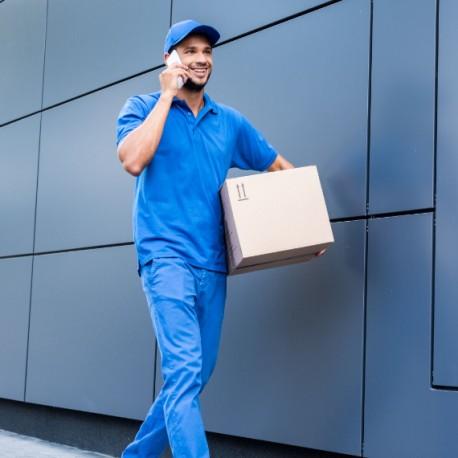 Koszty zwrotu i wysyłki do domu