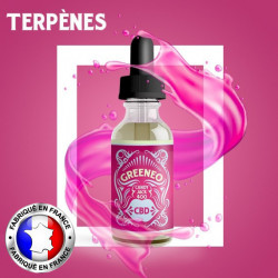 Greeneo E-Liquid CBD Candy Jack - 10ml