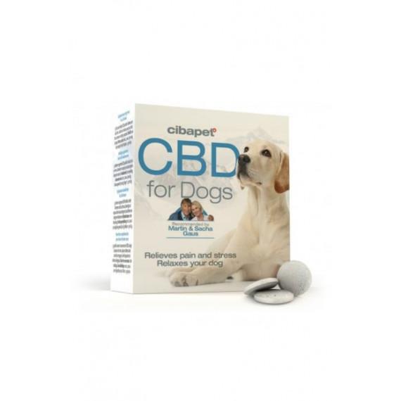 Pelety CBD dla psów