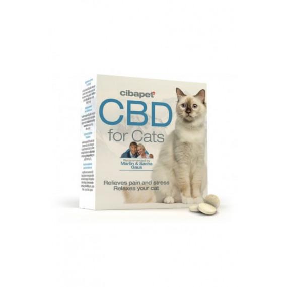 CBD-Pellets für Katzen