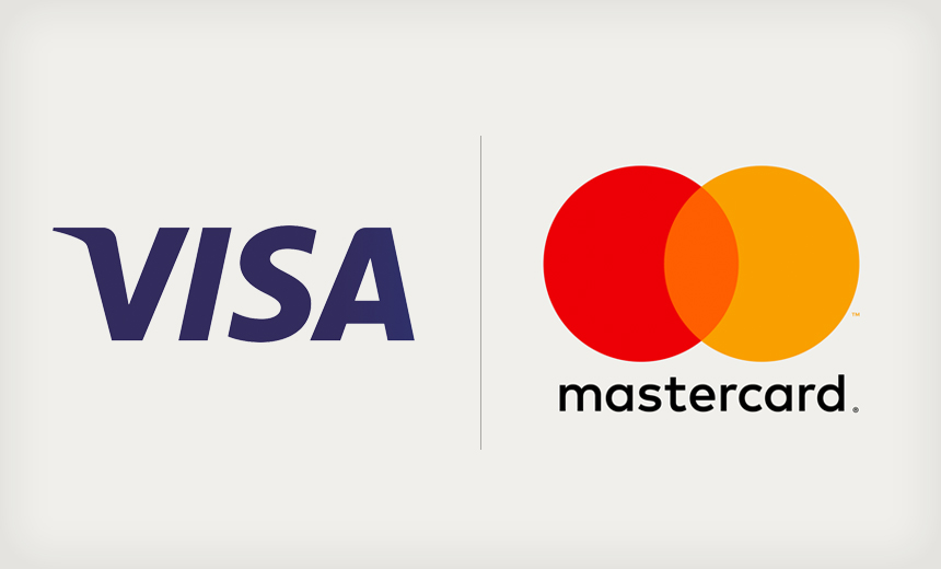 Paiement Visa et Mastercard